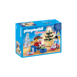 PLAYMOBIL-9495 - Habitación Navideña