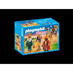 PLAYMOBIL-9497 - Reyes Magos