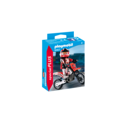 PLAYMOBIL-9357 - Motocross