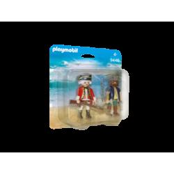 PLAYMOBIL-9446 - Pirata y Soldado