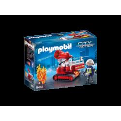 PLAYMOBIL-9467 - Robot de Extinción