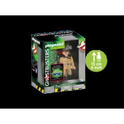 PLAYMOBIL-70174 - Ghostbusters™ Figura Coleccionable R. Stantz