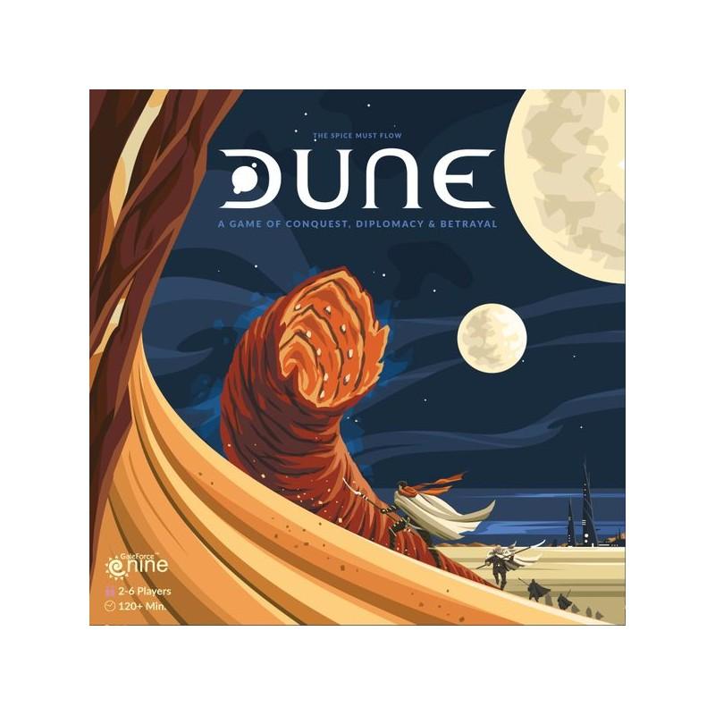 Comprar Dune juego de mesa