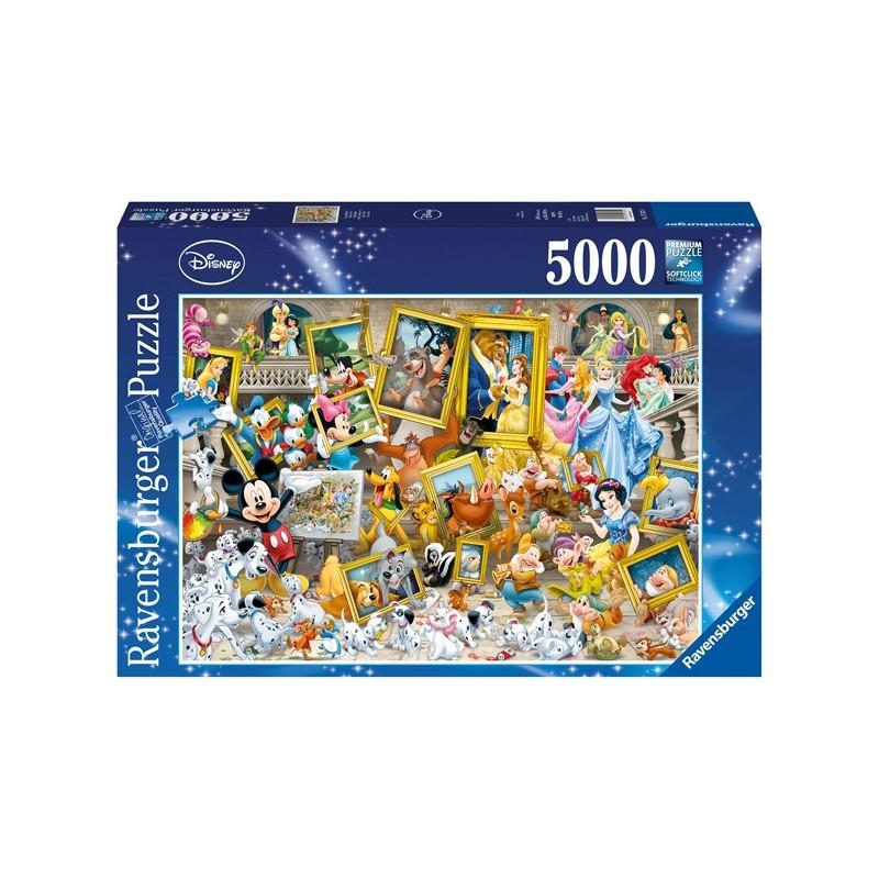 Puzzle 5000 Pz: Micky Artista
