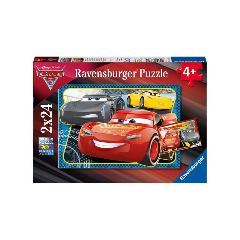 Puzzle 2 X 24 Pz: Cars 3 A