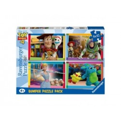 Puzzle 4 X 42 Bumper Pack: Toy story 4