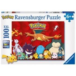 Puzzle 100 Pz XXL: Pokémon