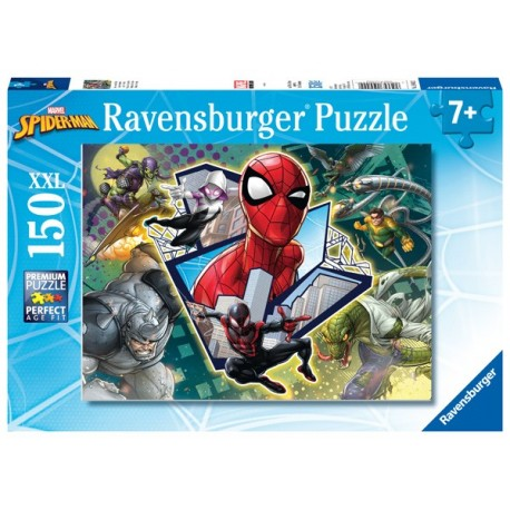 Puzzle 150 Pz XXL: Spiderman