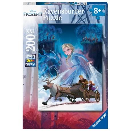 Puzzle 200 Pz XXL: Frozen 2
