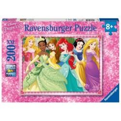 Puzzle 200 Pz XXL: Las Princesas Disney