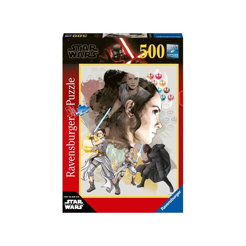 Puzzle 500 Pz: Star Wars 9 B