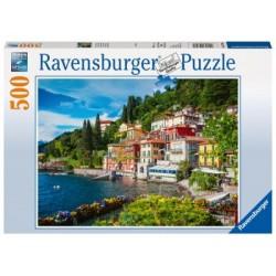 Puzzle 500 Pz: Lago De Como