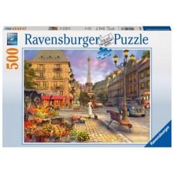 Puzzle 500 Pz: De Paseo Por París