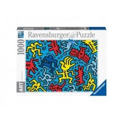 Puzzle 1000 Pz - Arte: Keith Haring