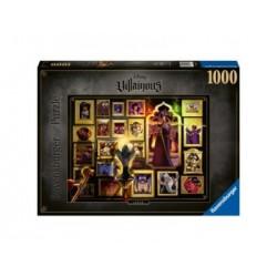 Puzzle 1000 Pz - Disney: Villainous: Jafar