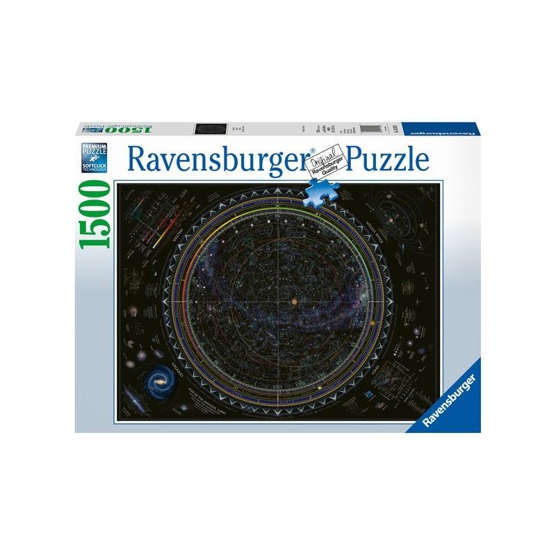 Puzzle 1500 Pz: Universo
