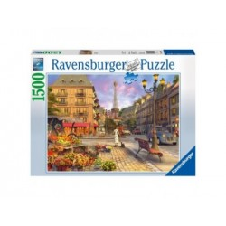 Puzzle 1500 Pz: Vintage París