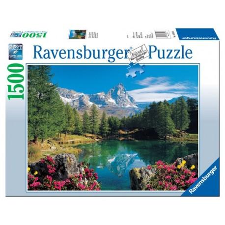 Puzzle 1500 Pz: Matterhorn