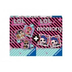 Multipack Memory + 3 Puzzles: L.O.L..