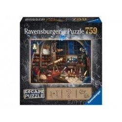 Escape Puzzle 759 pz: El observatorio