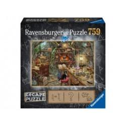 Escape Puzzle 759 pz: La Cocina de la bruja