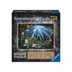 Escape Puzzle 759 pz: Submarino