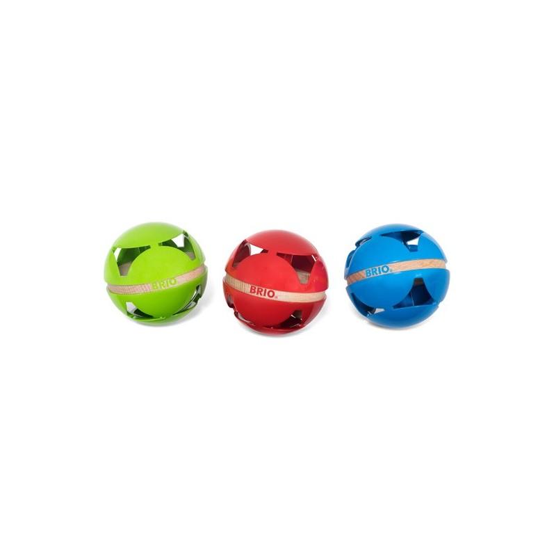 BRIO Pelotas Multiactividad colores surtidos