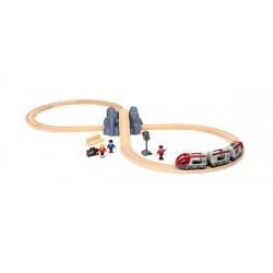 BRIO Set de inicio circuito de tren