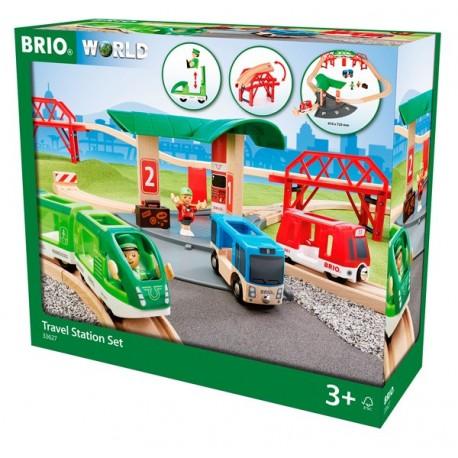 BRIO Estación de transbordo para viajeros