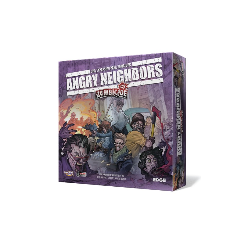 Zombicide: Angry Neighbours
