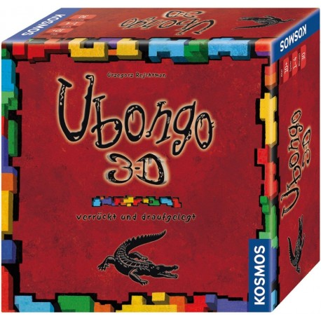 Ubongo 3D (Alemán)