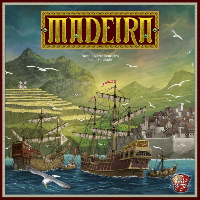 Madeira (inglés)