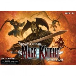 Mage Knight (Inglés)