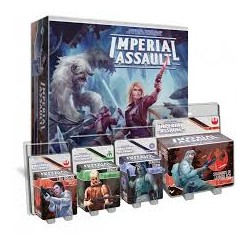Star Wars Imperial Assault: Pack OLEADA 5