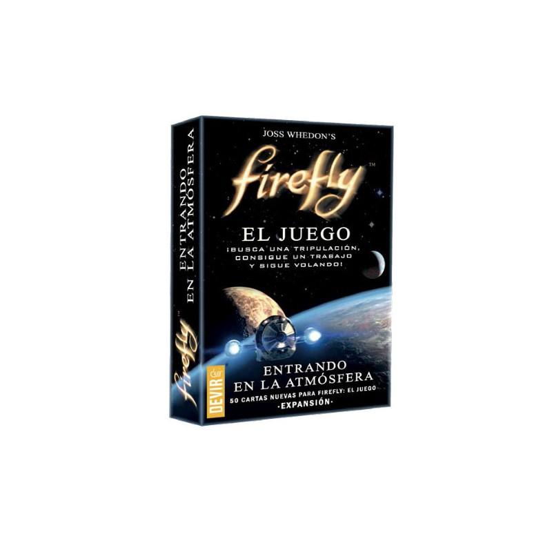 Firefly - Expansión Entrando en la Atmósfera