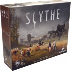 [Pre-Venta] Scythe + Promos + 80 Monedas Metálicas