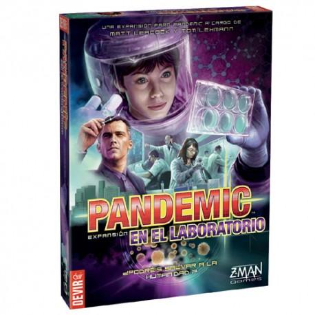 Pandemic: en el laboratorio (Expansión)