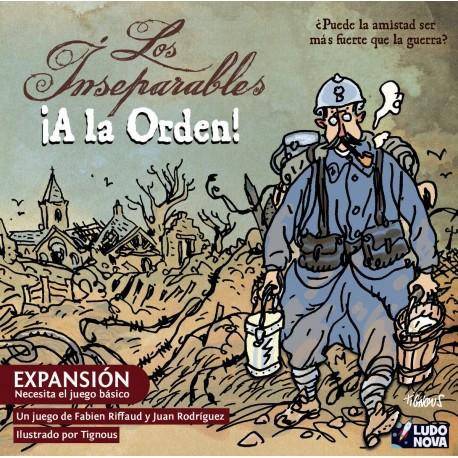 ¡A la Orden! - Expansión Los Inseparables