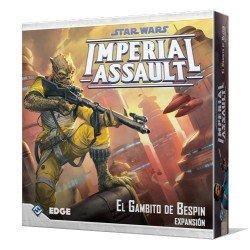 [Pre-Venta] Star Wars Imperial Assault: El Gambito de Bespin