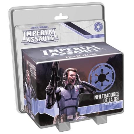 [Pre-Venta] Star Wars Imperial Assault: Infiltradores de la OSI