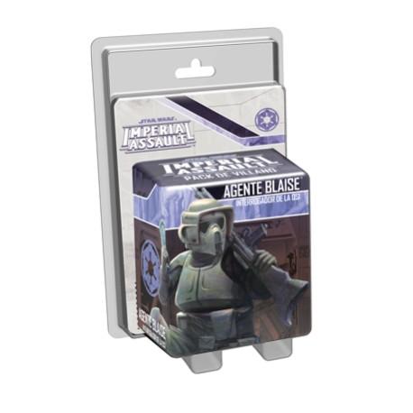 [Pre-Venta] Star Wars Imperial Assault: Agente Blaise