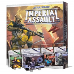 Star Wars Imperial Assault: Pack OLEADA 6