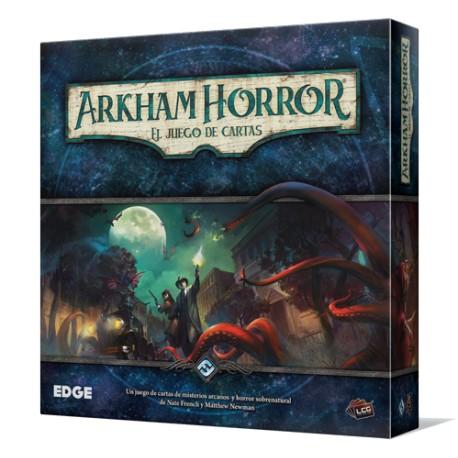 [Pre-Venta] Arkham Horror: el juego de cartas