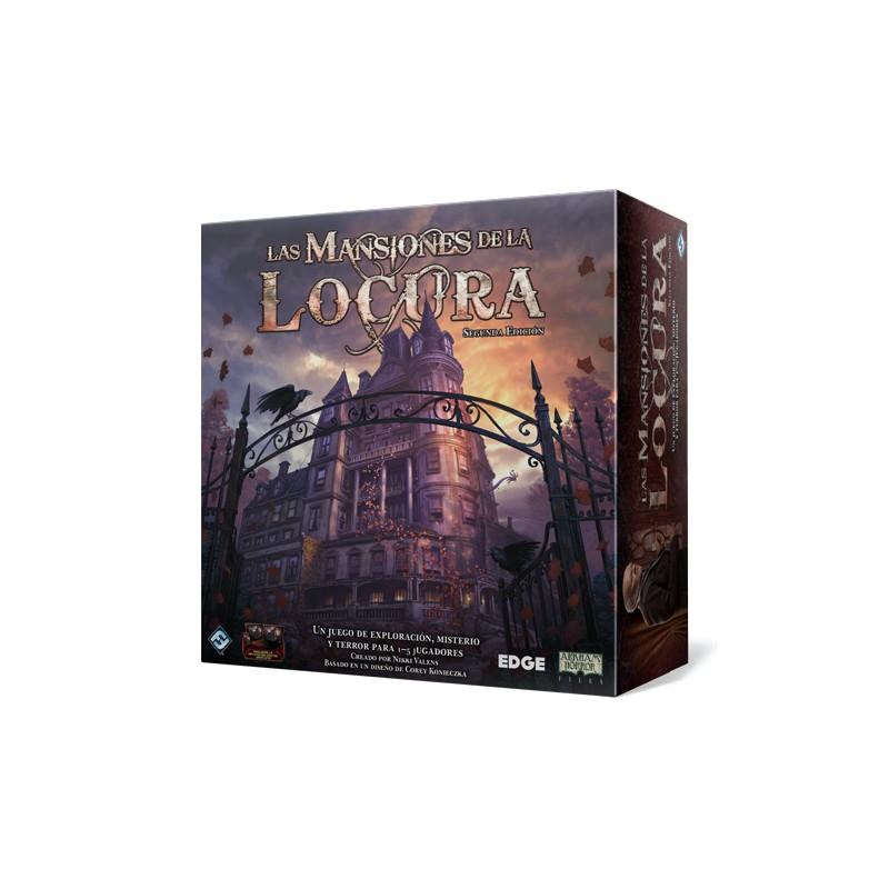 Las Mansiones de la Locura Segunda Edición [PRE-VENTA]