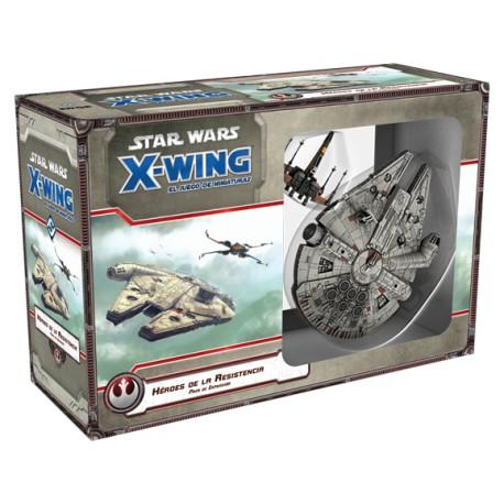 Star Wars X-Wing: Héroes de la Resistencia