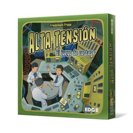 Alta Tensión: El juego de cartas