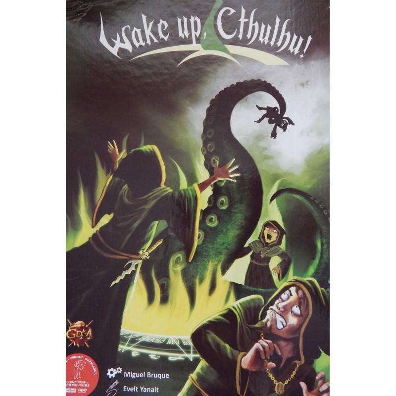 Wake Up, Cthulu!
