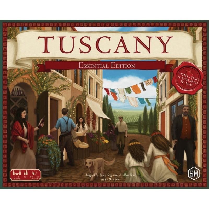 Tuscany Essential Edition (Inglés)