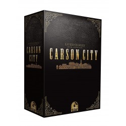 Carson City Big Box (Inglés)