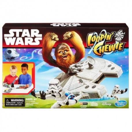 Loopin' Chewie Star Wars